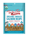 Tender & True Organic Salmon Recipe Jerky Treats, 4 oz - 818575020473