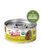 Tender & True Organic Turkey & Liver Recipe for Cats, 5.5 oz - 854803005942