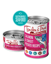 Tender & True Salmon & Sweet Potato Recipe for Dogs